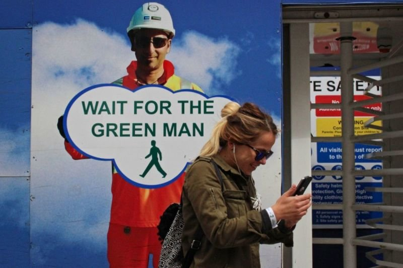Wait For The Green Man