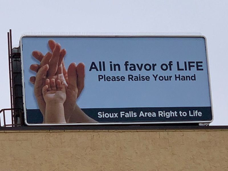 Minnesota Ave - Designed by Sioux Falls Area Right to Life