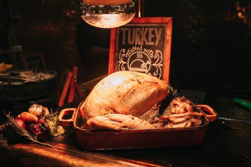 HOPE Thanksgiving Dinner