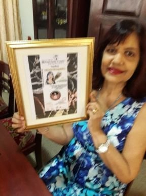 Top Literary Honours for Brenda Mohammed - Founder of How to Write for Success