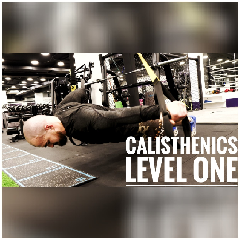 Calisthenics - Level 1