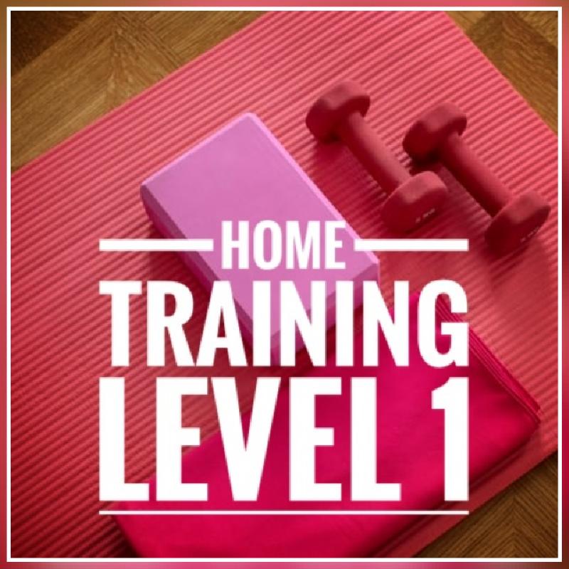Home Training - Level 1