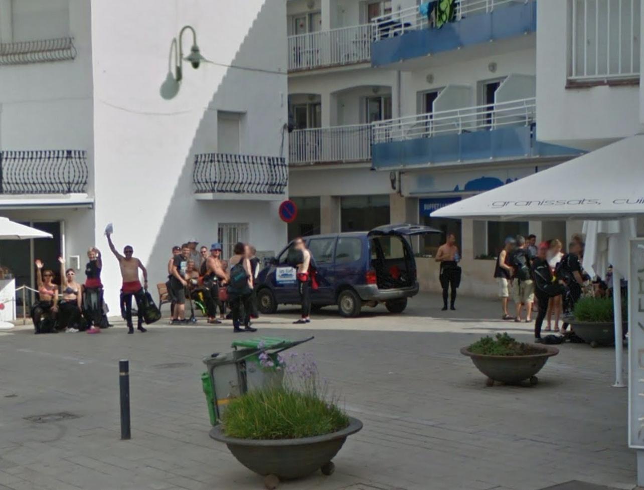 Tauchen les illes estartit hotel costa brava illes medes