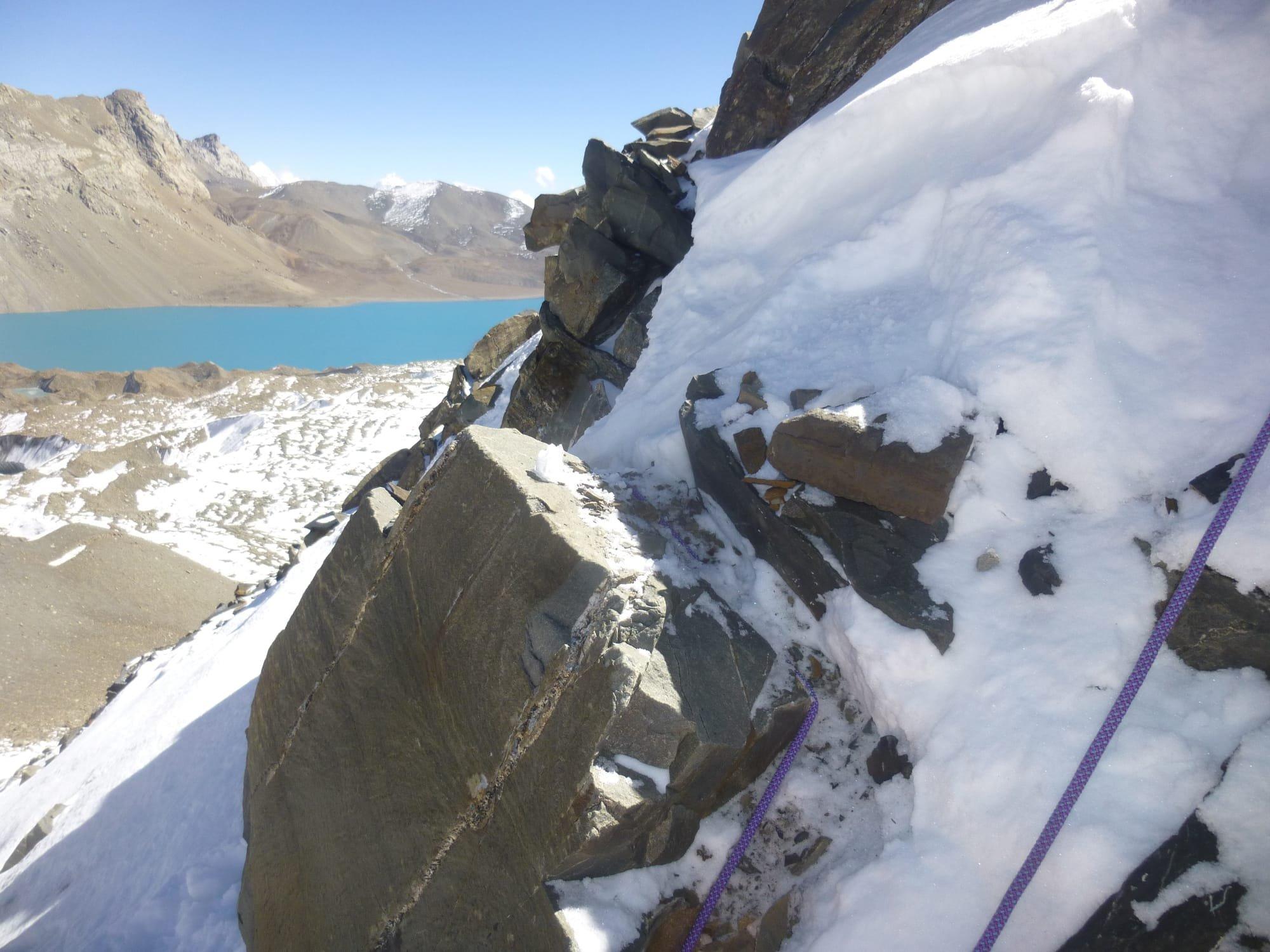 Peak Tilicho 7134 International Expedition 2020 Nepal