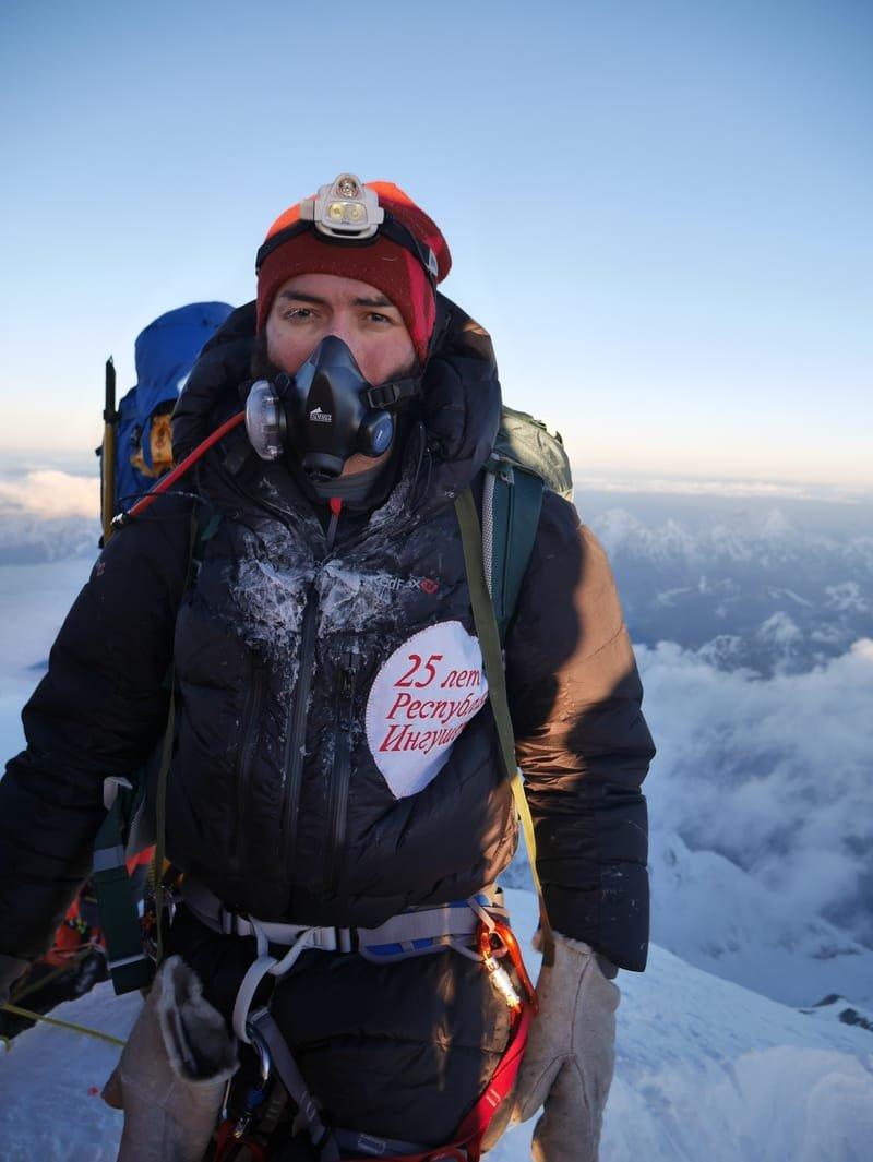 Everest 8848- 2016
