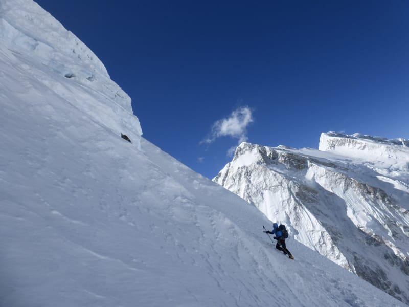Kangchenjunga 8586- 2014