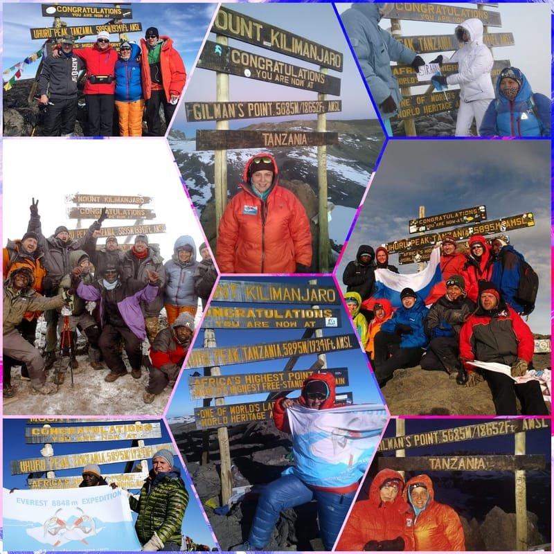KILIMANJARO 5895 CLIMBING EXPEDITION 2020, 2021, EAST AFRICA, TANZANIA