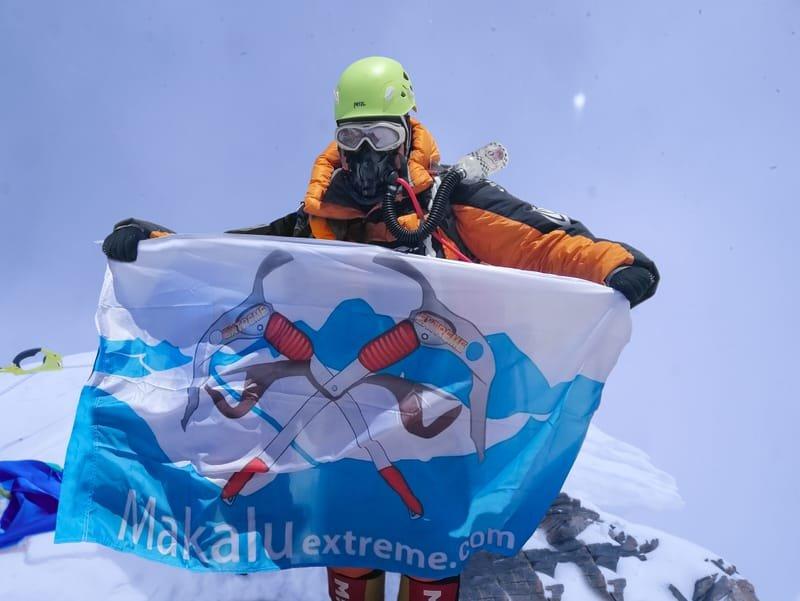LHOTSE 8516 CLIMBING EXPEDITION 2020, 2021, NEPAL, HIMALAYA