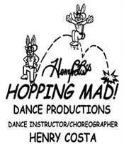 Mr. Hopping Mad! Henry Costa