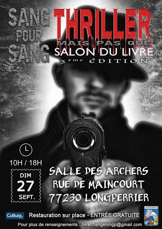 "Salon ""Sang pour sang thriller"""