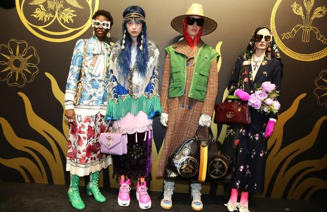 Dans les coulisses de la croisière Gucci 2019