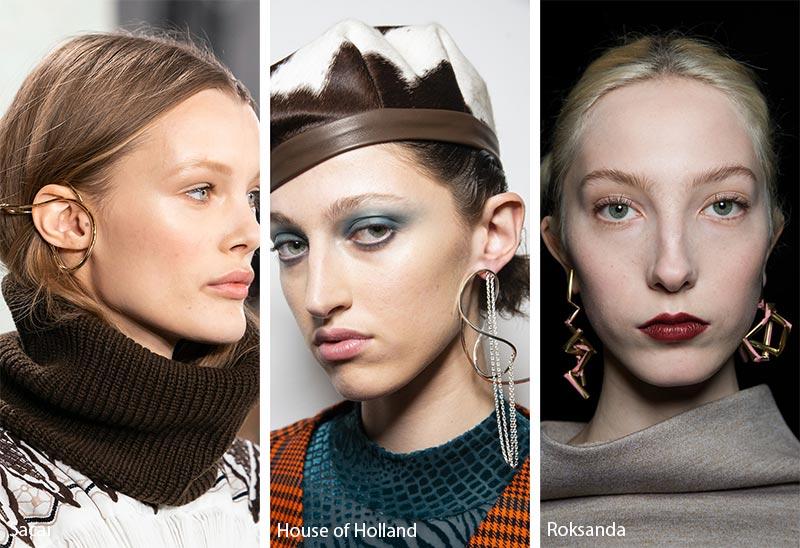 Tendances bijoux automne / hiver 2019-2020: bijoux tordus