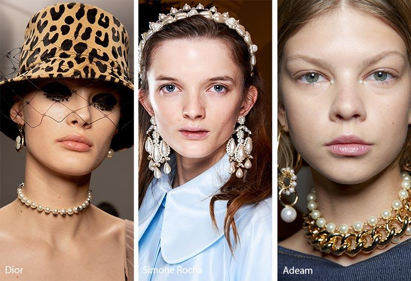 Tendances bijoux automne / hiver 2019-2020: bijoux en perles