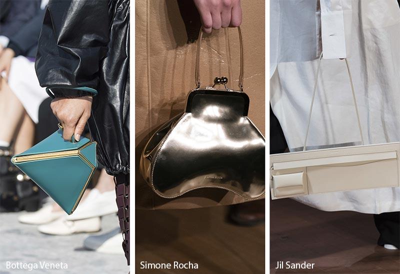 Tendances automne / hiver 2019-2020 pour les sacs à main: Sacs / bourses uniques