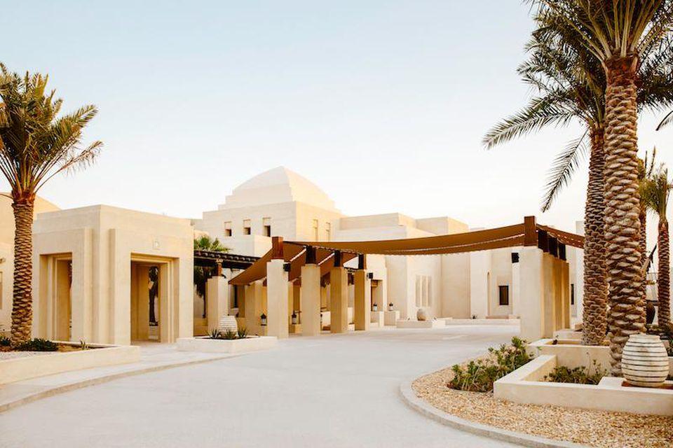 La baie de Jumeirah Muscat est en cours de développement et devrait ouvrir ses portes en 2019.