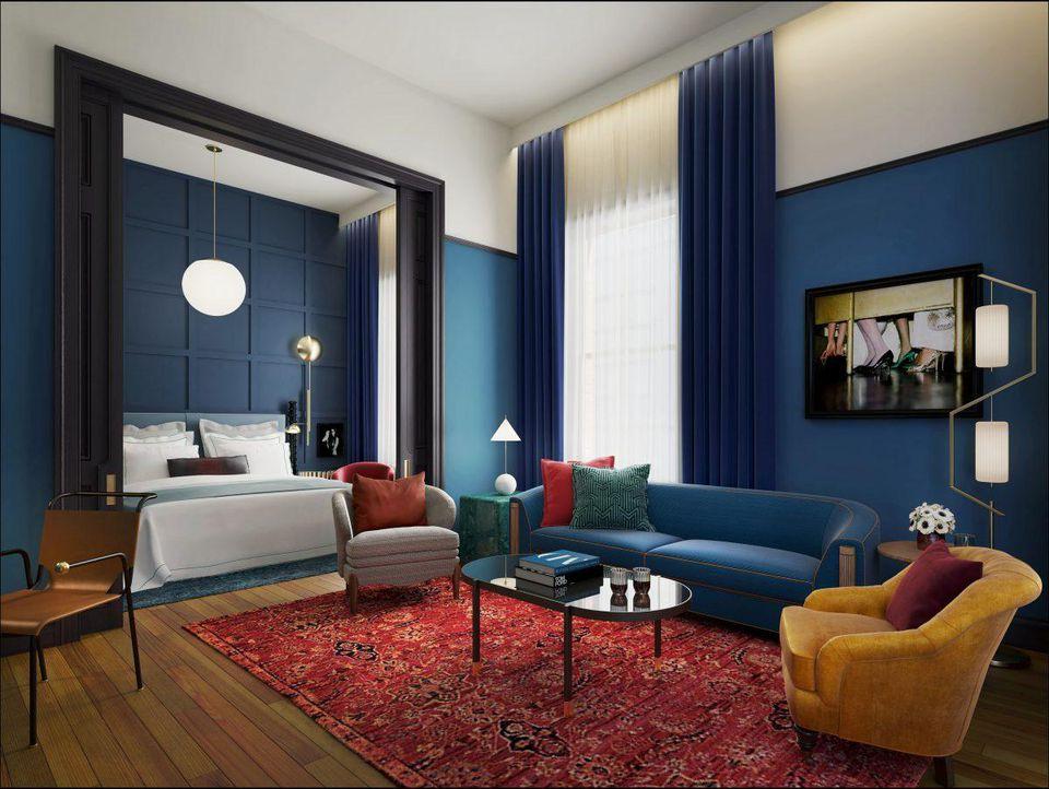 Le Dream Hotel est prêt pour Nashville.