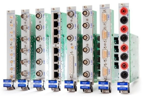 TRION Acquisition and Amplifier Modules