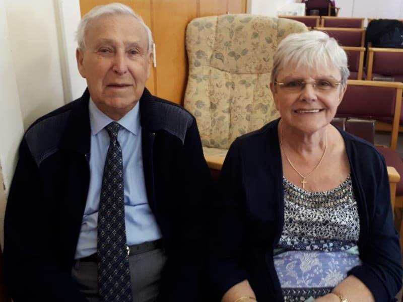 John and Jennie Kaye