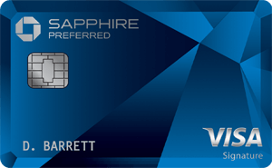 Chase Sapphire Preferred® Card Review