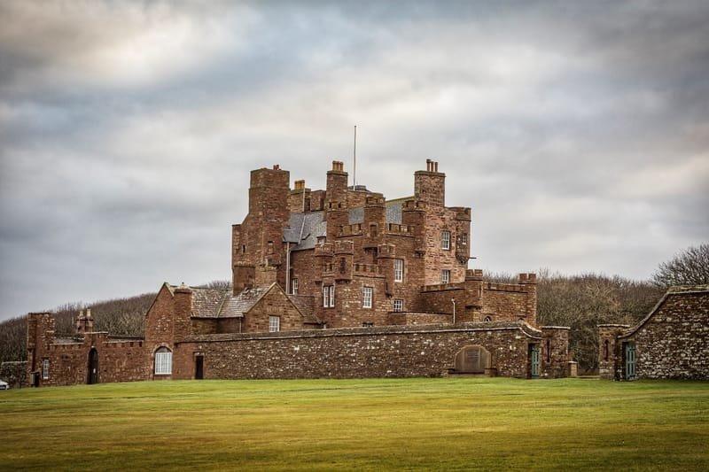 Mey Castle Caithness