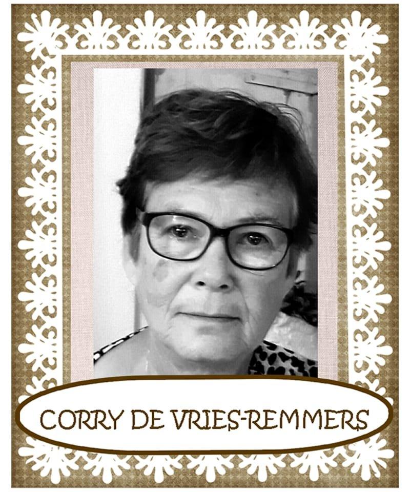 CORRY DE VRIES REMMERS