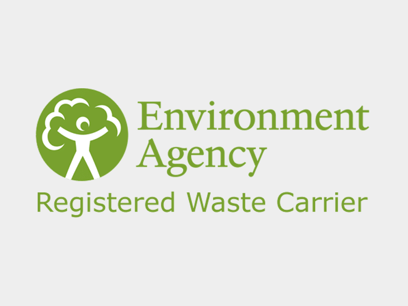 Image result for registered waste carrier logo