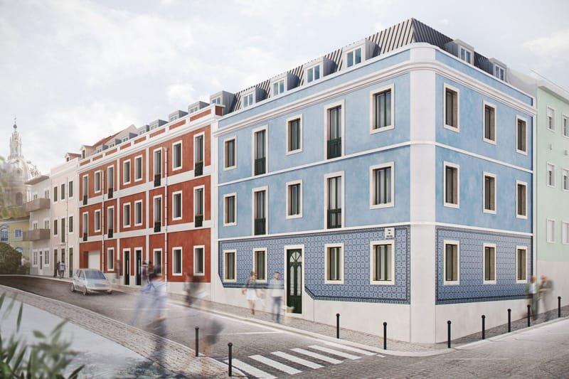 Lisbonne : quartier Lapa