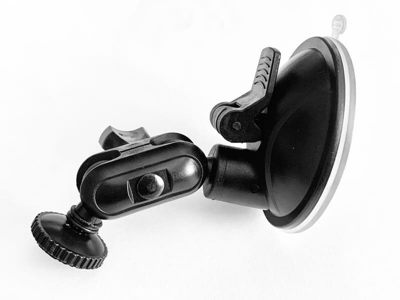 Dash cam mount  for the D5, G1, Aquila body cameras