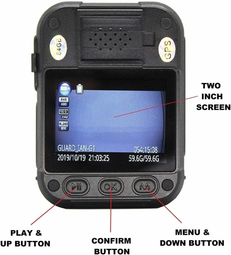 The D5 mini camera