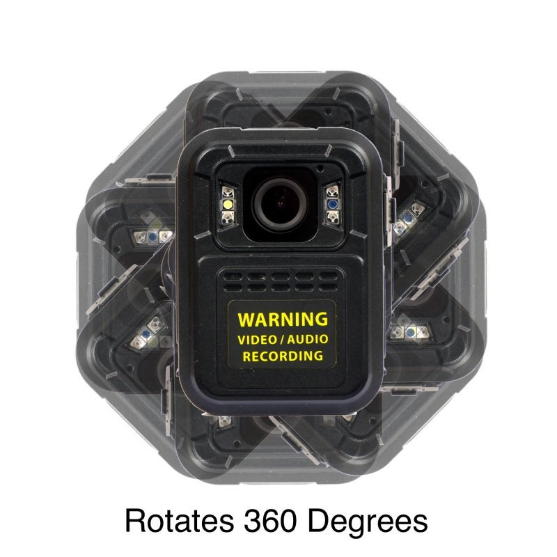 The D5 Mini Body Camera