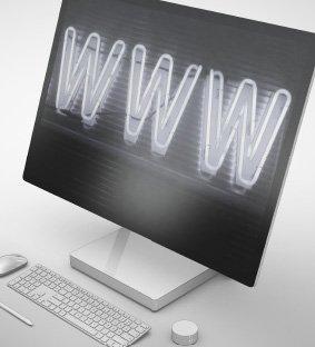 تصميم وتطوير المواقع الإلكترونية
