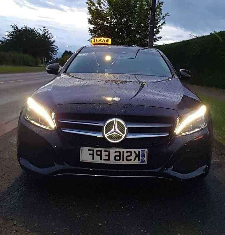 Taxi to and from any UK Cities!