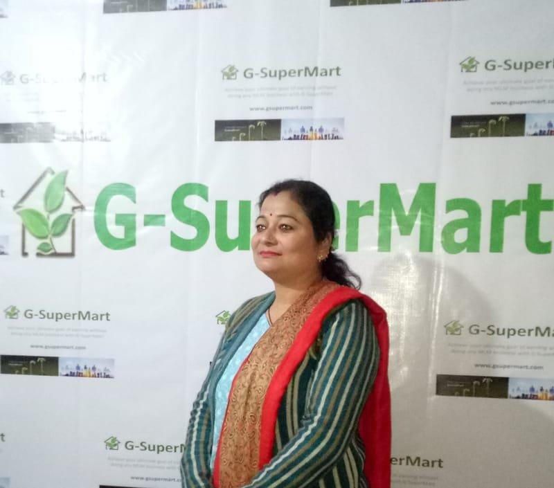 Mrs Jyoti Thapa