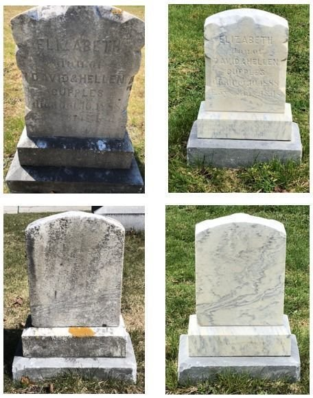 Monument and Marker Restoration