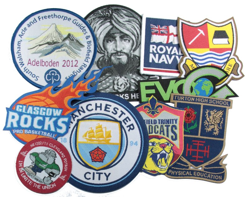 Woven Patches
