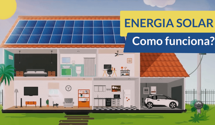 Energia Solar Como Funciona?