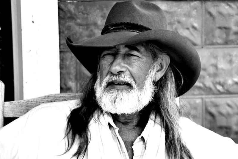 Portrait 7 Country singer in South Dakota