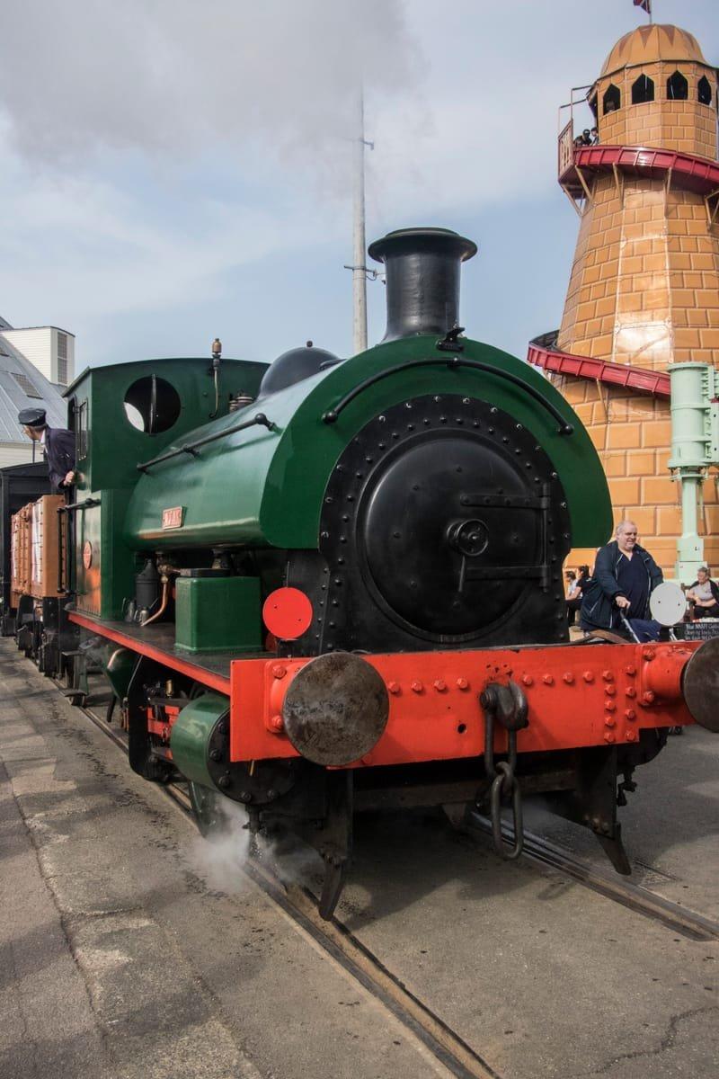 Steam Transport event at Chatham Dockyard 2019