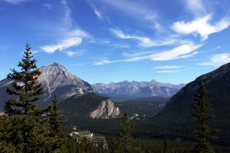 Rocky Mountains. Canada