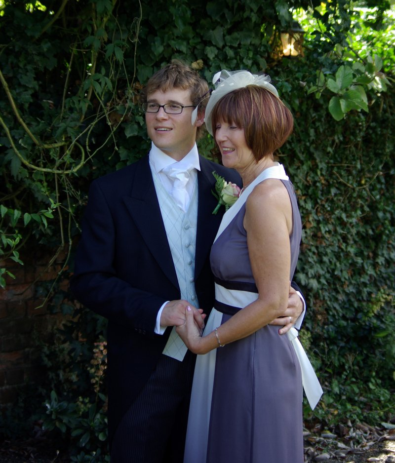 Lucy & Ryan 7th August 2008