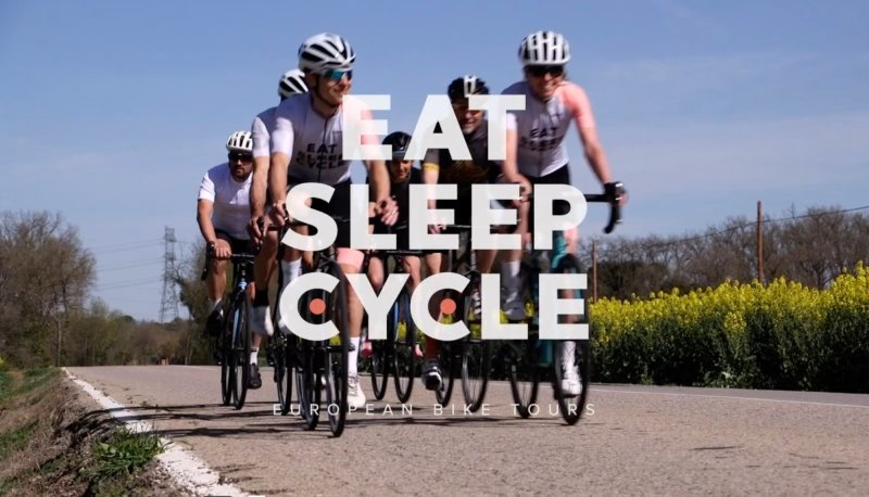 Eat Sleep Cycle Road Tours