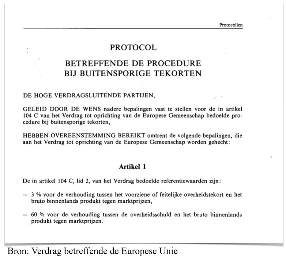 Artikel 1, Verdrag van Maastricht
