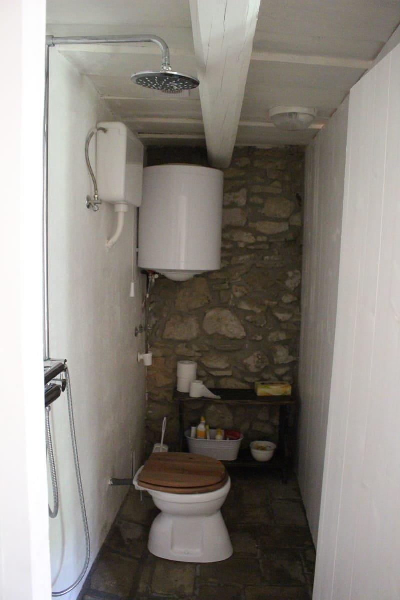 kicsi fürdörész * winziger Badebereich * tiny little bath area