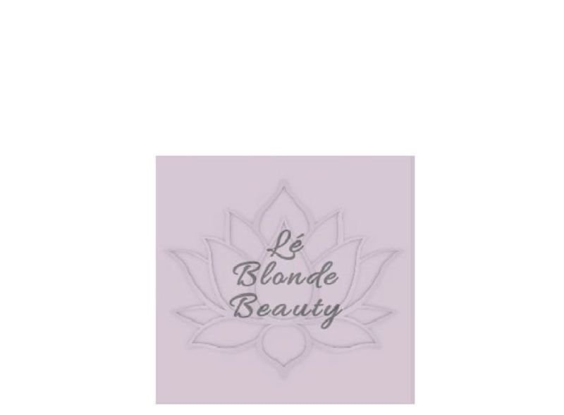 Le Blonde Beauty