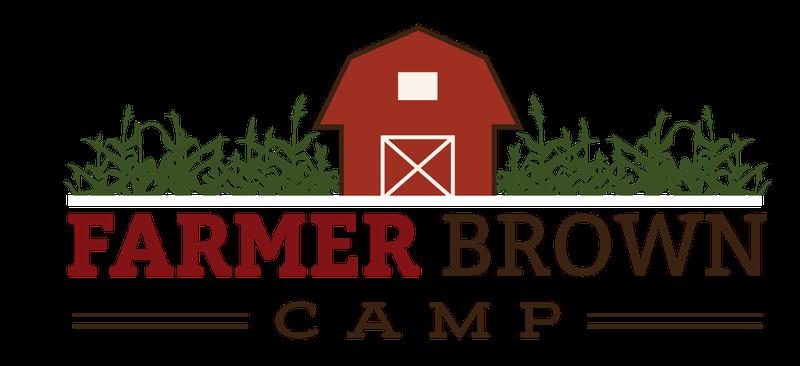 FARMER BROWN CAMP