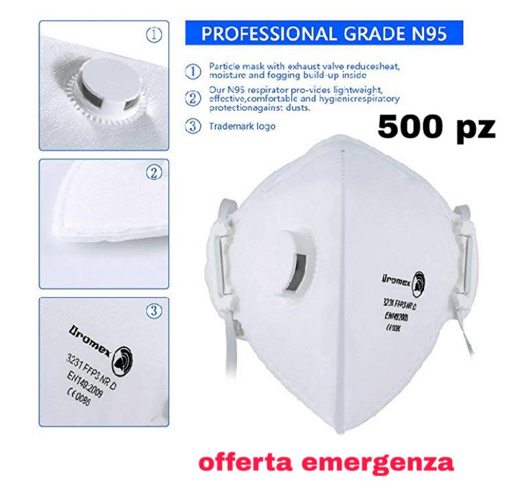 maschere n95 n99