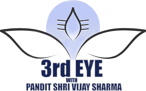 3RD EYE WITH PANDIT SHRI VIJAY SHARMA
