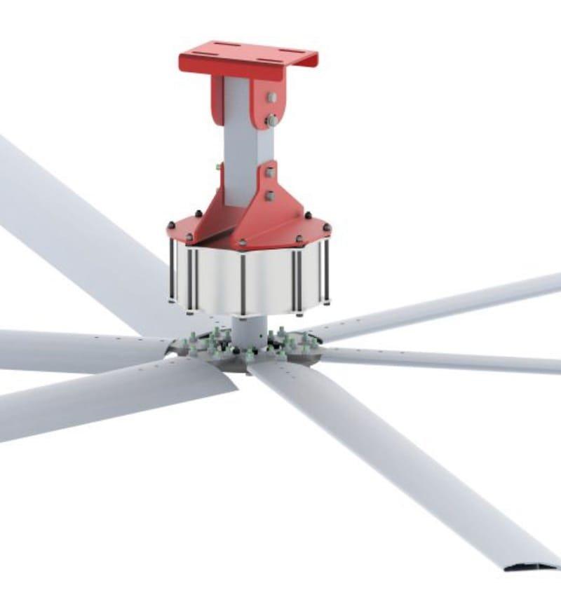 מאוורר תיקרה - Ceiling Fan