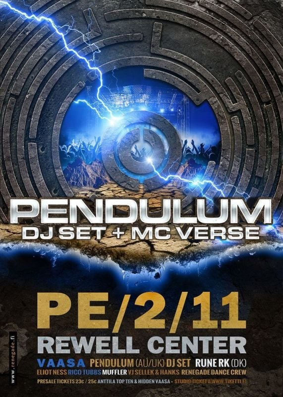 Poster for Pendulum