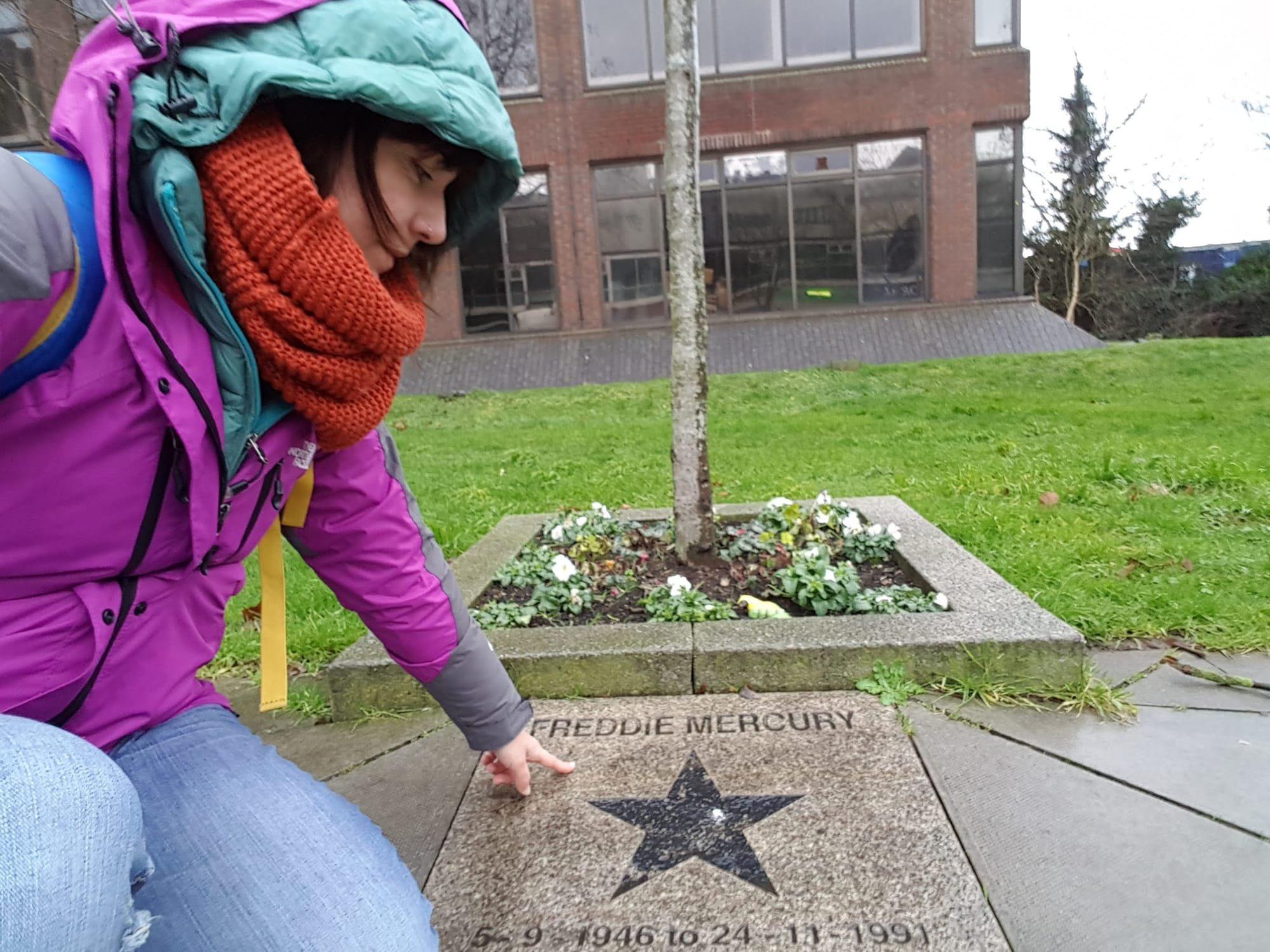 freddie mercury memorial feltham